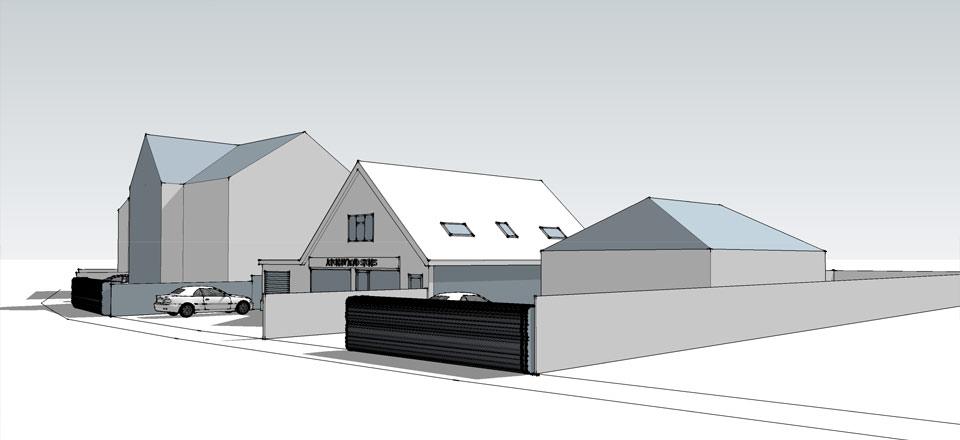 Kubus Design - Asforbdy Road Store