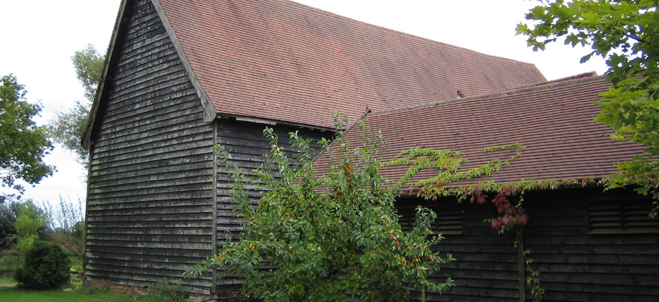 Kubus Design - 16th Century Suffolk Barn