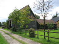16th Century Suffolk Barn