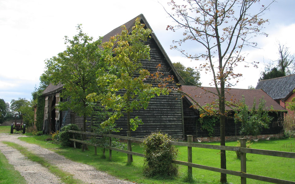 Kubus Design - Suffolk Barn